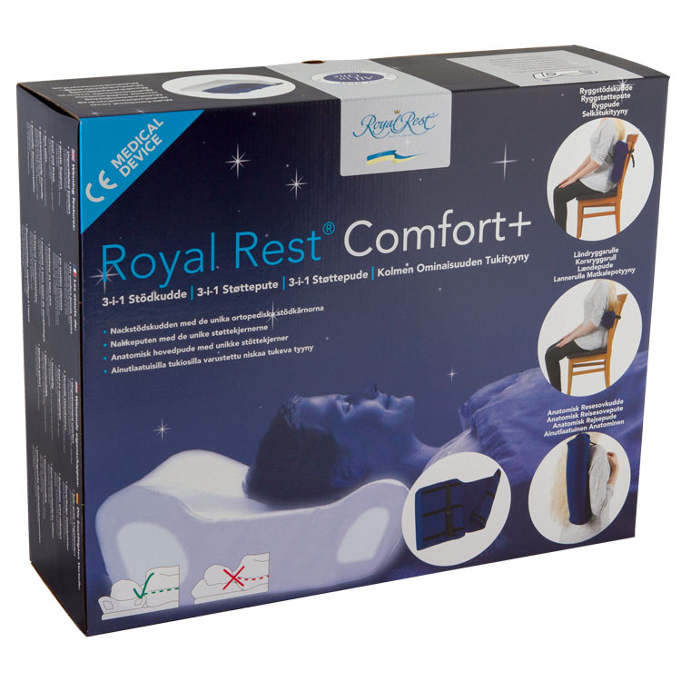 Royal Rest Comfort+